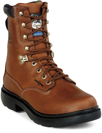 "Men's 8"" Georgia Boot Work Boot G8503"