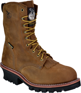 "Men's Georgia Boot G9282 | Georgia Boot 8"" Work Boots"