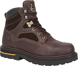 "Men's Georgia Boot 6"" Steel Toe Work Boot GBOT036"