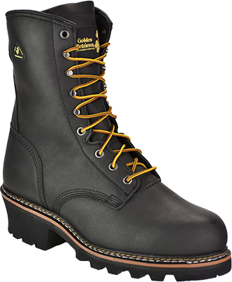 "Men's 9"" Golden Retriever Work Boot 9092"