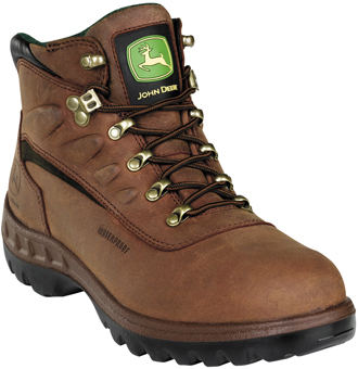 Men's John Deere Waterproof Hiker Work Boot JD3504