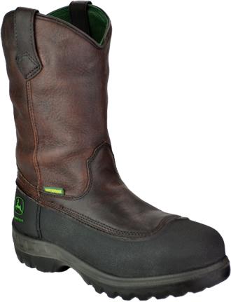 """Men's John Deere 11"""" Work Boots JD4593"""