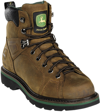 "Men's John Deere 6"" Work Boots JD6124"