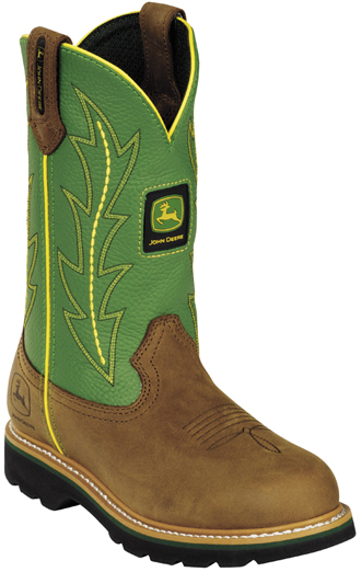 "Women's John Deere 10"" Work Boots JD3286"