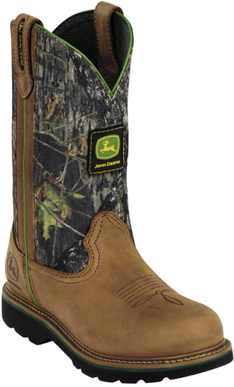 "Women's John Deere 10"" Work Boots JD3288"