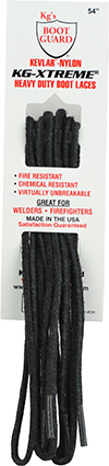 KG's Xtreme Kevlar Nylon Heavy Duty Boot Laces (U.S.A.)