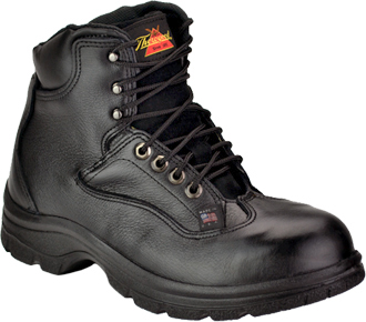 "Men's Thorogood 6"" Steel Toe Work Boot (U.S.A.) TH804-6000"
