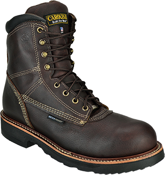 "Men's Carolina 8"" Composite Toe WP Work Boot (U.S.A.) CA1816"