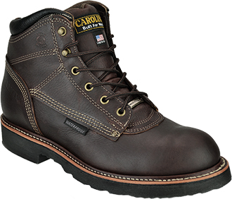 "Men's Carolina 6"" Waterproof Work Boots CA815 