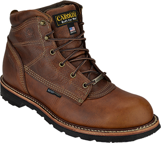 "Men's Carolina 6"" Waterproof Work Boots CA817 
