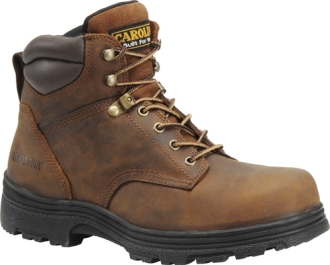"Men's Carolina 6"" Waterproof Work Boots CA3026"