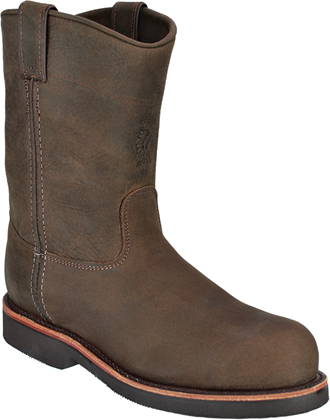 "Men's Chippewa Boot 10"" Wellington Work Boot 20075  