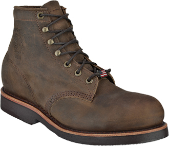 "Men's Chippewa Boot 6"" Work Boot 20065  