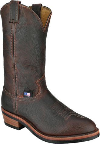 "Men's Chippewa Boots 12"" Western Wellington Boot 20012  