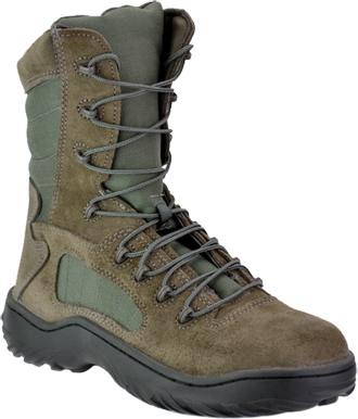 Men's Converse Steel Toe Tactical Side-Zipper Boot (U.S.A.)  - Was $189.99