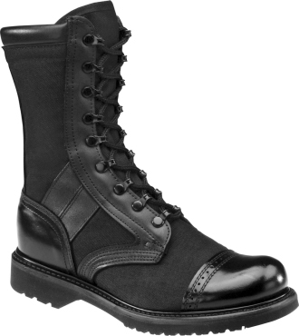 "Corcoran Boot 17146 | Men's 10"" Leather & Cordura Marauder Combat Boots"