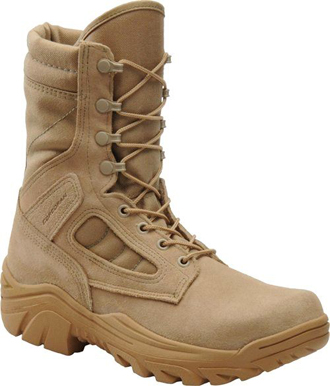 "Men's Corcoran 8"" Hot Weather Combat Boot CV4100"