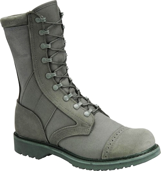 Men's Corcoran Combat Boots 87146 | 10� Sage Green Marauder Air Force Approved Boots