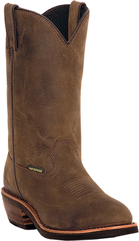"Men's Dan Post 12"" Waterproof Western Work Boots DP69681 
