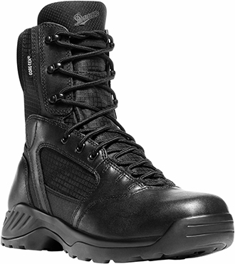 "Men's Danner 8"" Kinetic Side-Zip Waterproof Work Boot 28012"