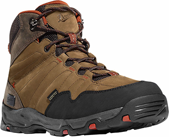 "Men's Danner 6"" Nobo Mid Waterproof Work Boots 37446"
