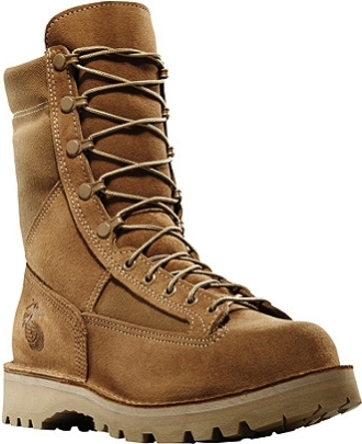 "Men's Danner 8"" Steel Toe Work Boots (U.S.A.) 26029"