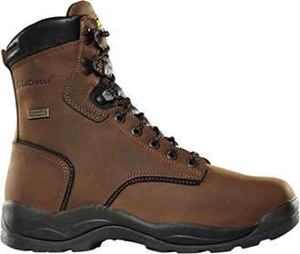 "Men's LaCrosse 8"" Waterproof Work Boot 480001"