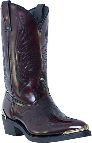 "Men's Dingo 12"" Western Work Boots DI14729 | Asphalt Boots"