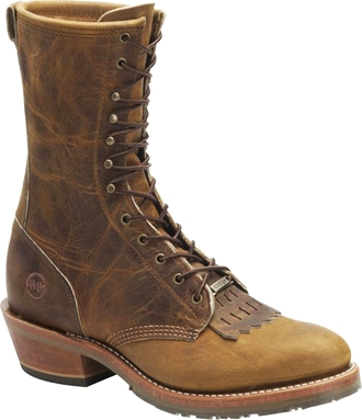 "Men's 10"" Double H USA Made Western Boot DH9635"