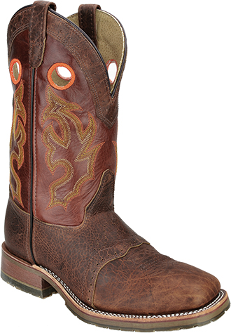 "Men's Double H 11"" Steel Toe Western Work Boot (U.S.A.) DH5400"