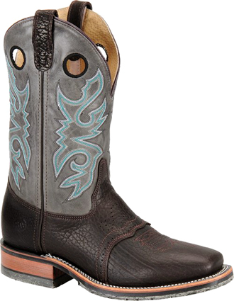 Men's Double H Western Boot DH3575  |  USA Made Square Toe Roper