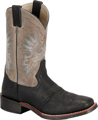 Men's Double H Western Boot DH3585  -  Wide Square Toe Roper
