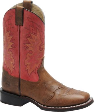 Men's Double H Western Boots DH3573  -  Square Toe Roper