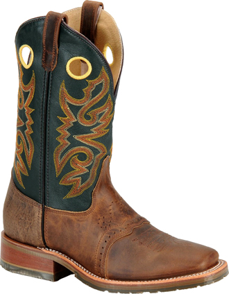 Men's Double H Western Boot DH3577  |  USA Made Square Toe Roper