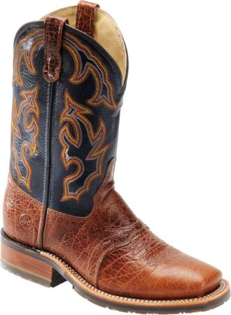 Men's Double H Western Boots DH4304  |  USA Made Square Toe ICE Roper