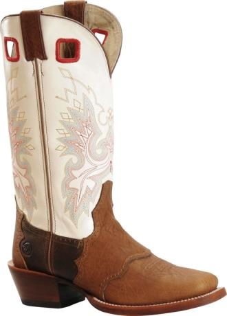 "Men's 14"" Double H Rustic Buckaroo Western Boots DH3202"