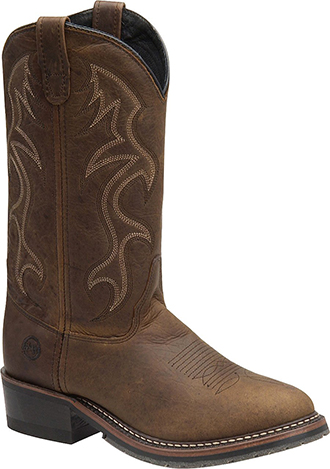"Men's Double H 12"" Western Boots DH1554  -  USA Made"