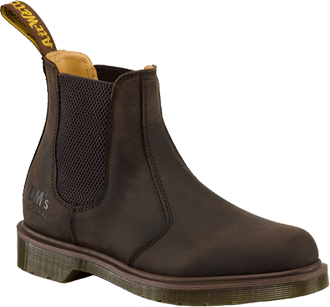 Men's Dr Martens Chelsea Slip-On Work Boot | R10929201