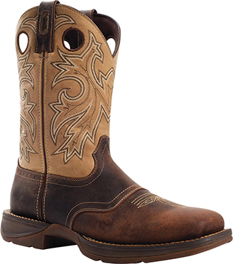 "Men's Durango 11"" Rebel Western Work Boots DB4442"