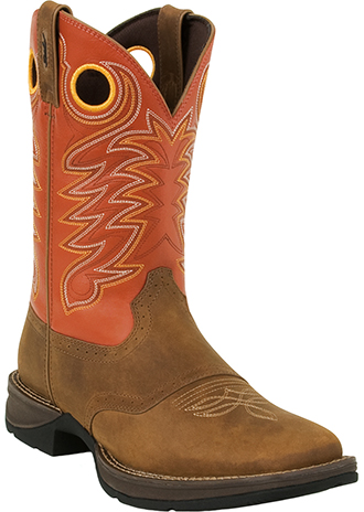 "Men's Durango 11"" Western Work Boots DB5438"