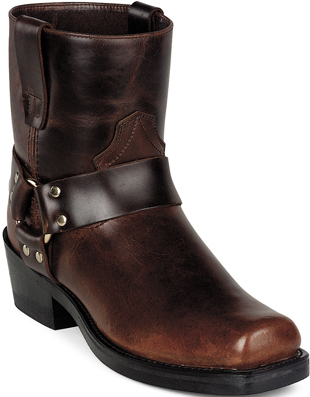Men's Durango Harness Western Boots DB714