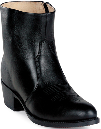 Men's Durango Side Zip Western Boots DB950
