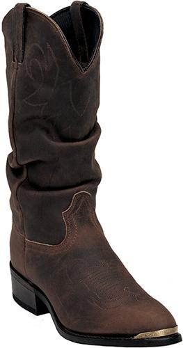 "Men's Durango 10"" Western Slouch Work Boots SW542"