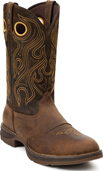 "Men's Durango 12"" Western Work Boots DB5468"