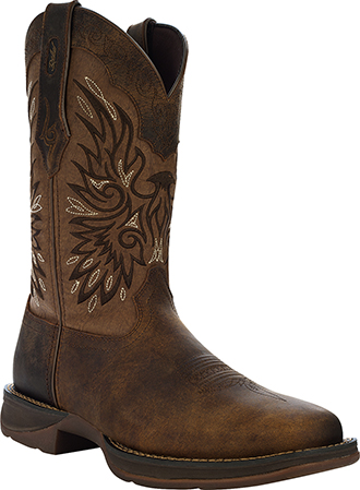 "Men's Durango 12"" Western Wingman Work Boots DB5532"