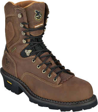 Men's Georgia Boot Waterproof Logger Boot G030
