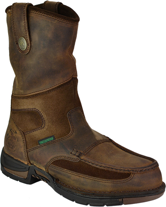 Men's Georgia Boot Waterproof Wellington Boots G4403 | Athens Work Boot