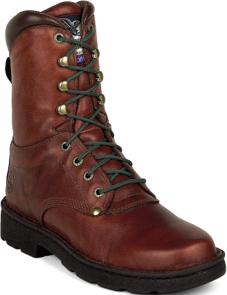 "Men's 8"" Georgia Boot Work Boot G8083"