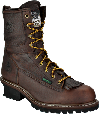 Men's Georgia Boot Waterproof Work Boots G7113