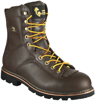 Men's Golden Retriever Waterproof Work Boots 9350